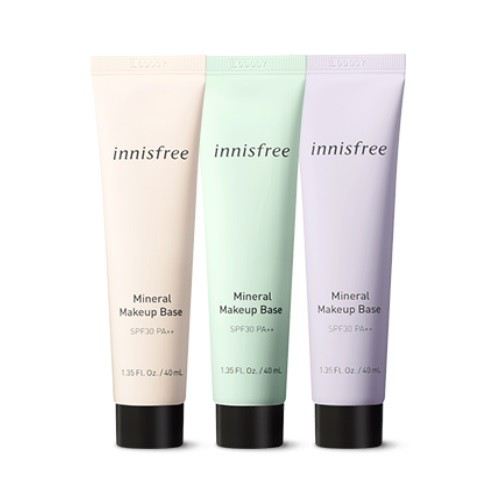 Kem Lót 4 Trong 1 Innisfree Mineral Make Up Base SPF30/PA++ 40ml