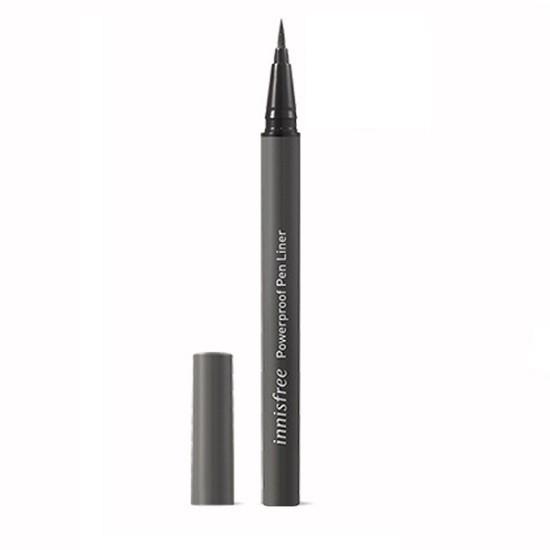 Bút Dạ Kẻ Mắt Chống Thấm Nước Innisfree Powerproof Pen Liner