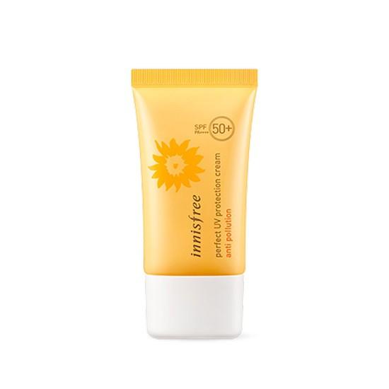 Kem Chống Nắng Chống UV Hoàn Hảo Innisfree Perfect UV Protection Cream Anti Pollution SPF50+ PA++++