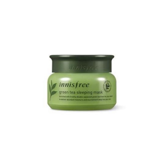 Mặt nạ ngủ Innisfree Green Tea Sleeping Mask 80ml