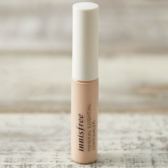 Che khuyết điểm Innisfree Mineral Essential Concealer SPF30 PA++