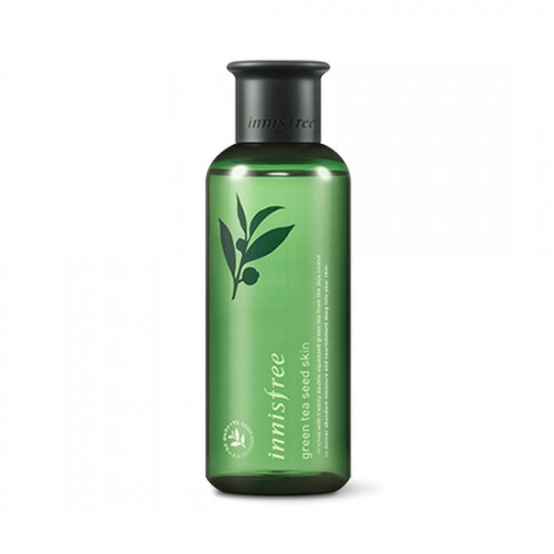 Nước Hoa Hồng Chiết Xuất Trà Xanh Innisfree The Green Tea Seed Skin
