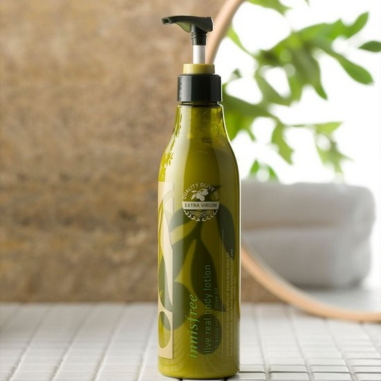 Sữa Dưỡng Thể Innisfree Olive Real Body Lotion 300ml