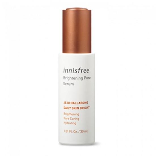 Tinh Chất Dưỡng Trắng Da Từ Vỏ Quýt Innisfree Brightening Pore Serum 30ml