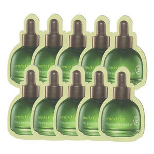 Combo 10 Cái Tinh Dầu Dưỡng Chất Trà Xanh The Green Tea Seed Oil (Dùng thử 0.5ml)