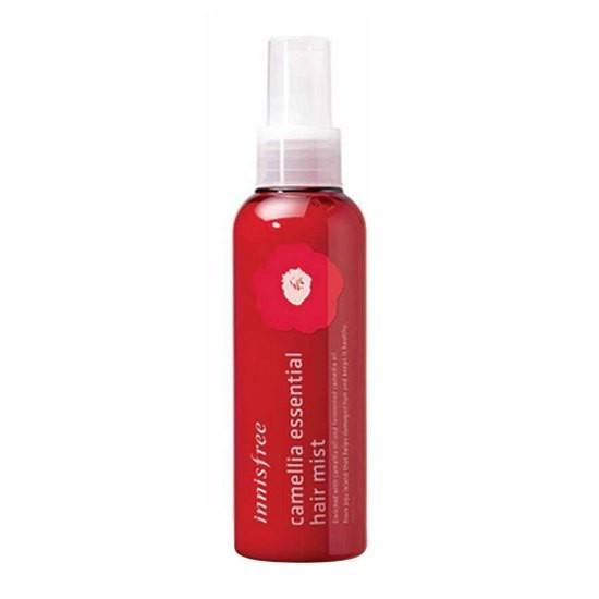 Xịt Dưỡng Tóc Innisfree Camellia Essential Hair Mist