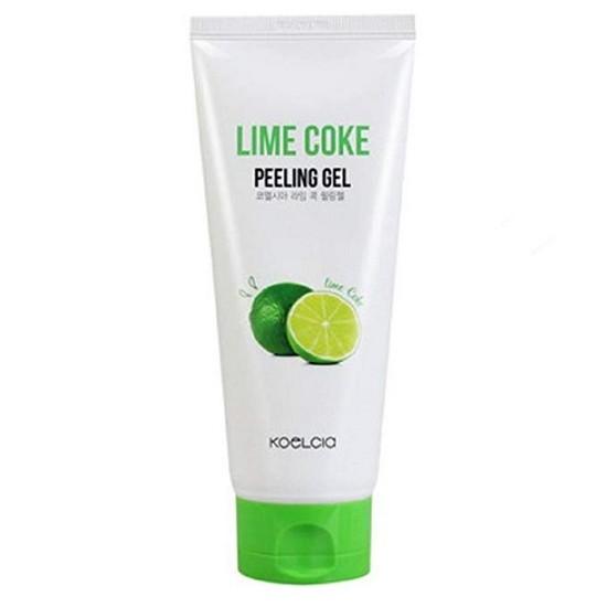 Gel Tẩy Tế Bào Chết Và Dưỡng Ẩm Sâu Cho Da Mềm Mịn Koelcia Lime Coke Peeling Gel