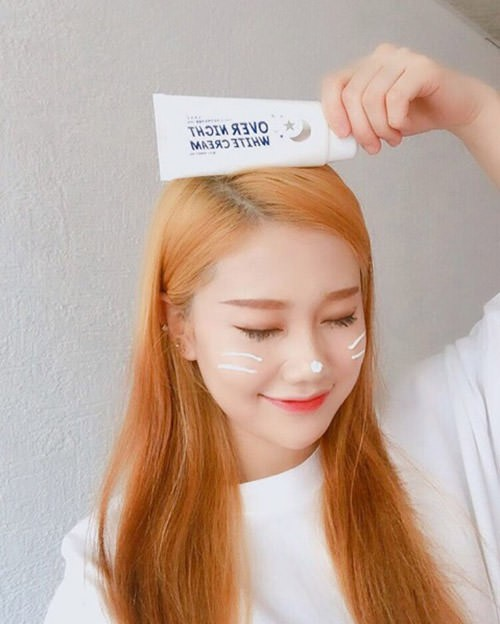 [ĐỒNG GIÁ 159K] Kem Dưỡng Trắng Da Toàn Thân Ban Đêm Lael Over Night White Cream - 80g