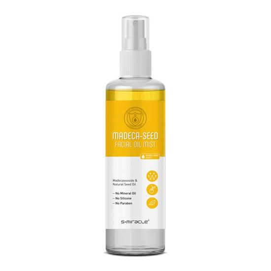 Xịt Khoáng Tinh Chất Tự Nhiên S+ Miracle Madeca-Seed Facial Oil Mist