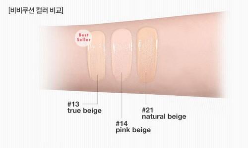 Phấn Nước Kiềm Dầu Laneige BB Cushion Pore-Control SPF 50+/PA+++ 15g (Kèm Lõi Thay)