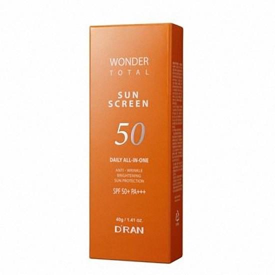 Kem Chống Nắng Chống Lão Hóa D'ran Wonder Total Sun Screen SPF 50+ PA+++