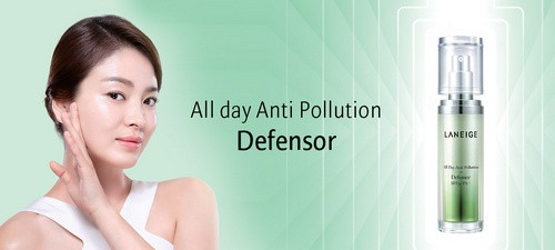 Sữa Dưỡng Bảo Vệ Da Laneige All Day Anti-Pollution Defensor SPF 30 PA++