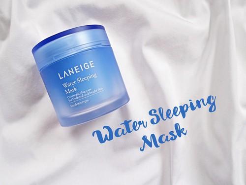 Mặt Nạ Ngủ Laneige Dưỡng Ẩm Water Sleeping Mask 70ml