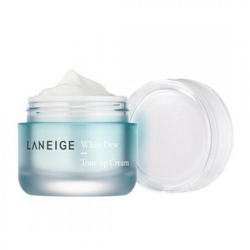 Kem Dưỡng Trắng Nâng Tone Da Laneige White Dew Tone-Up Cream 50ml