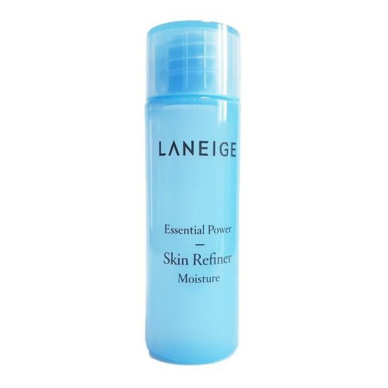 Nước hoa hồng dưỡng ẩm laneige essential power skin refiner moisture 25ml (dùng thử)