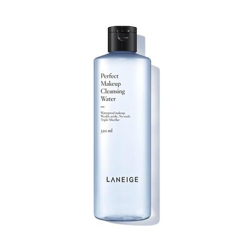 Nước Tẩy Trang Dưỡng Ẩm Và Làm Sạch Sâu Laneige Perfect Makeup Cleansing Water 320ml