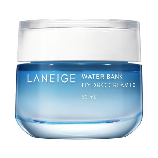 Kem Dưỡng Ẩm Chuyên Sâu Cho Da Dầu Laneige Water Bank Hydro Cream EX 50ml
