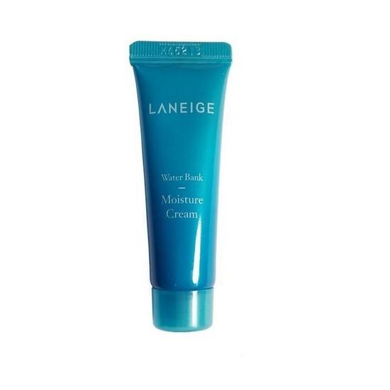 Kem Dưỡng Ẩm Chuyên Sâu Laneige Water Bank Moisture Cream 10ml (Dùng thử)