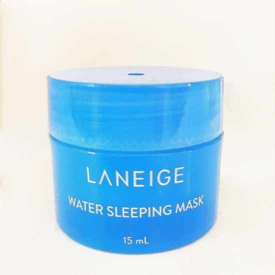 Mặt Nạ Ngủ Cấp Nước Và Dưỡng Sáng Da Laneige Water Sleeping Mask 15ml (Dùng thử)
