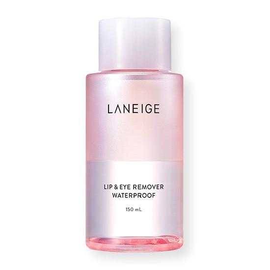 Nước Tẩy Trang Dành Cho Mắt & Môi Laneige Lip & Eye Remover Waterproof 150ml