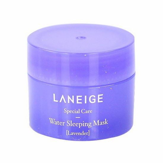 Mặt Nạ Ngủ Cấp Nước Và Dưỡng Sáng Da Laneige Water Sleeping Mask 15ml (Mới - Hương Lavender)