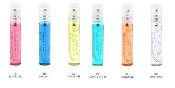 Nước Hoa NữChiết Xuất Từ Thiên Nhiên Lebelage Natural Perfume 12ml