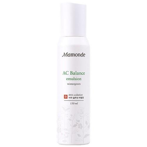 Sữa Dưỡng Dành Cho Da Mụn Mamonde AC Balance Emulsion 150ml