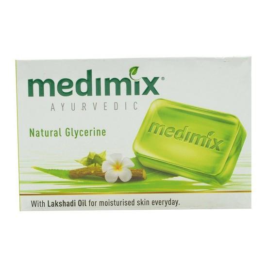 Xà Phòng Dưỡng Da Và Điều Trị Mụn Medimix Glycerine Soap 75g
