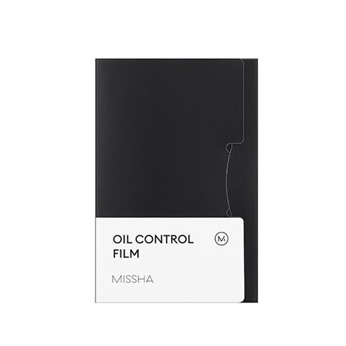 Giấy Thấm Dầu Missha Oil Control Film (Blue - 50 tờ)