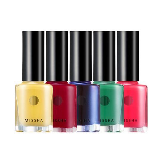 Sơn Móng Tay Missha Self Nail Salon Color Look 8ml