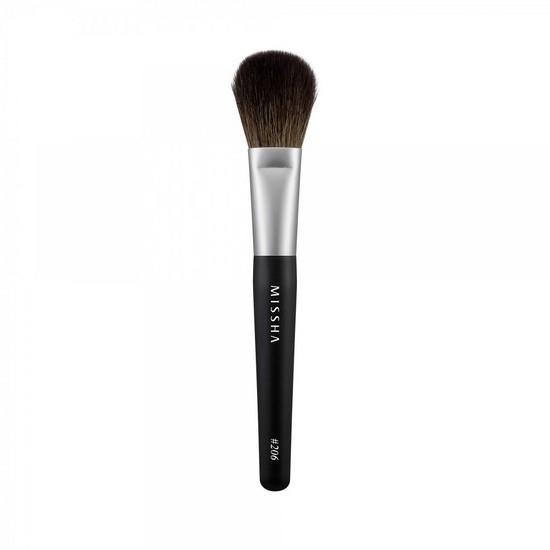 Cọ Đánh Má Hồng Và Highlight Missha Artistool Cheek & Highlighter Brush # 206