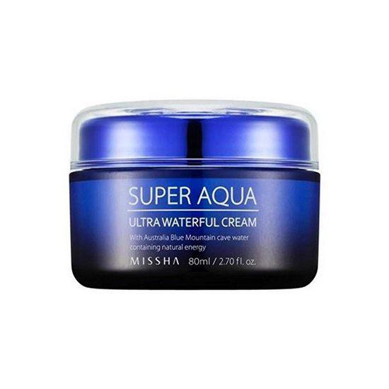 Kem Dưỡng Ẩm Missha Super Aqua Ultra Water Full Cream 80ml