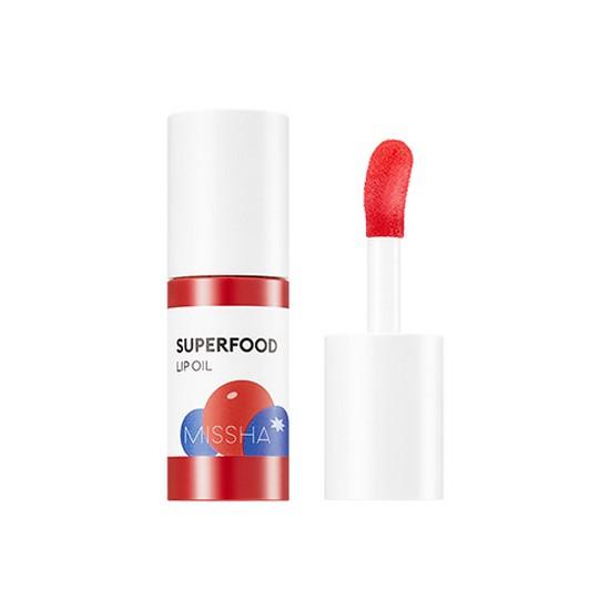 Dầu Dưỡng Môi Missha Superfood Berry Lip Oil