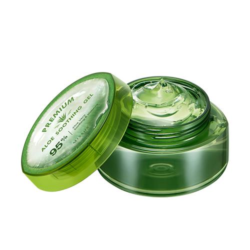 Gel Nha Đam Dưỡng Ẩm Missha Premium Aloe Soothing Gel 300ml