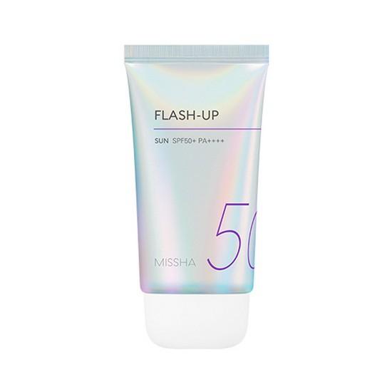 Kem Chống Nắng Bắt Sáng Da Missha Flash Up SPF 50+ PA++++ 50ml