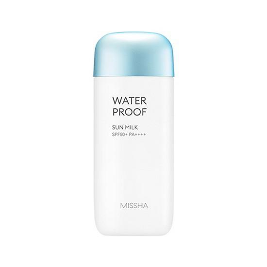 Sữa Chống Nắng Chống Rửa Trôi Missha All-Around Safe Block Waterproof Sun Milk SPF50+/PA+++ 70ml