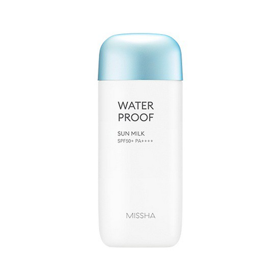 Sữa Chống Nắng Chống Rửa Trôi Missha All-Around Safe Block Waterproof Sun Milk SPF50+/PA++++ 70ml