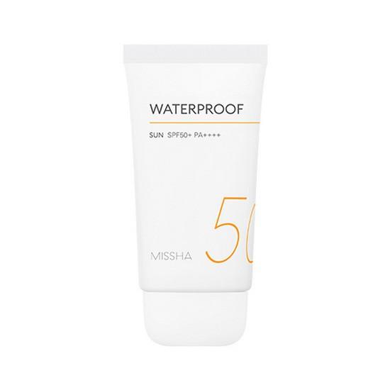Kem Chống Nắng Chống Thấm Nước Missha All-Around Safe Block Waterproof Sun SPF50+ PA++++