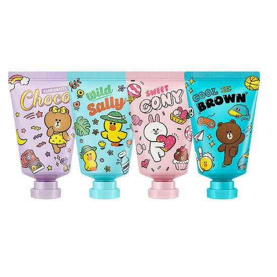 Kem Dưỡng Ẩm Da Tay Ngăn Ngừa Lão Hóa Missha Love Secret Hand Cream