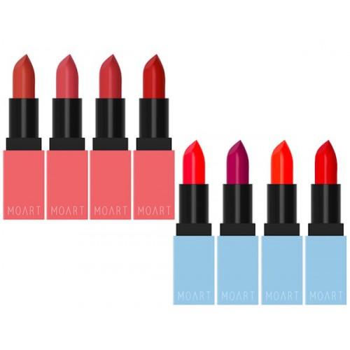 Son Lì Dạng Thỏi Tuyệt Sắc MOART Velvet Lipstick (Có Màu Mới)