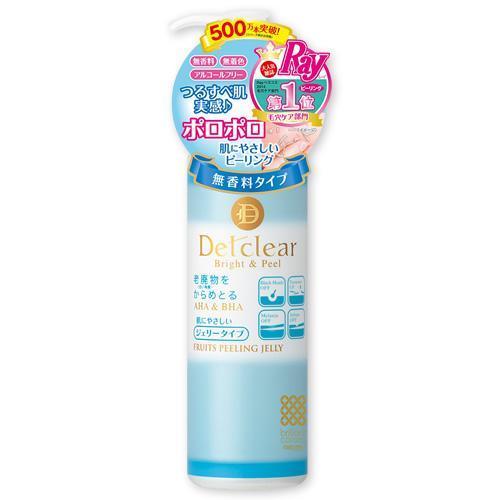 Gel Tẩy Tế Bào Chết Không Mùi Meishoku Detclear Bright & Peel 180ml