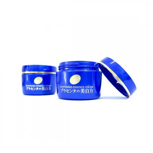 Kem Dưỡng Cung Cấp Collagen Chiết Xuất Từ Nhau Thai Meishoku Whitening Essence Cream With Placenta Collagen 55g