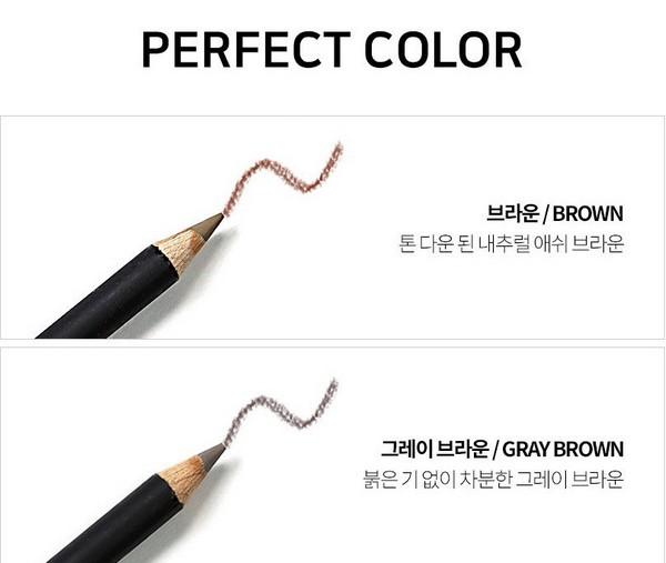 [HOT] Chì Kẻ Mày 2 Đầu Milky Dress Trill Beige Eyebrow