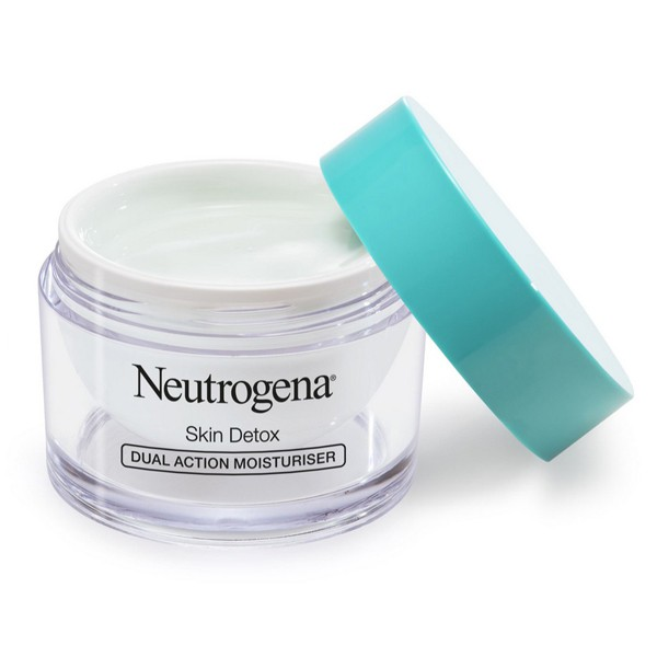 Kem DưỡngẨm ThảiĐộc Da Neutrogena Skin Detox 2in1 50ml