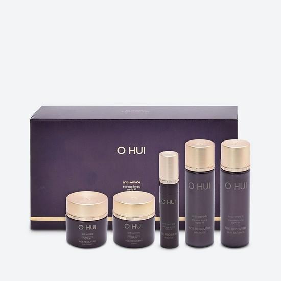 Bộ Dùng Thử Ngăn Ngừa Lão Hóa Cao Cấp Ohui Age Recovery Miniature Kit