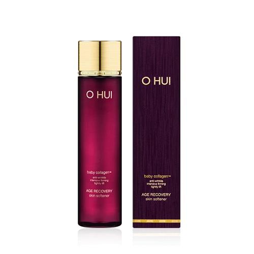 Nước Hoa Hồng Cải Thiện Nếp Nhăn Ohui Age Recovery Skin Softener 150ml