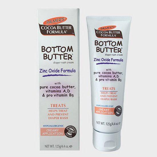Kem Điều Trị Và Ngăn Ngừa Hăm Tã Cho Bé Palmer's Cocoa Butter Bottom Zinc Oxide Formula 125g