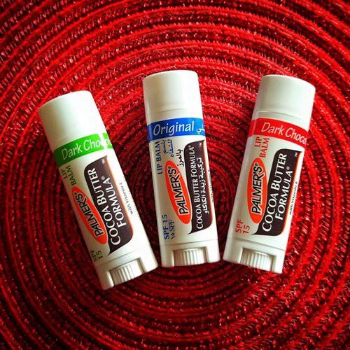 Son Dưỡng Môi Dành Cho Khô Nứt Nẻ Palmer's Moisturizing Lip Balm 4g