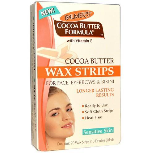 Miếng Dán Tẩy Lông Vùng Mặt Palmer's Wax Strips For Face