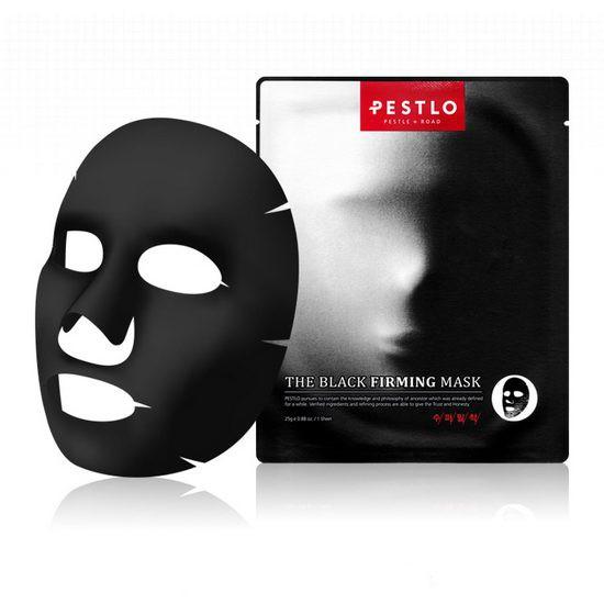 Mặt Nạ Dưỡng Ẩm Và Làm Săn Chắc Da Pestlo The Black Firming Mask